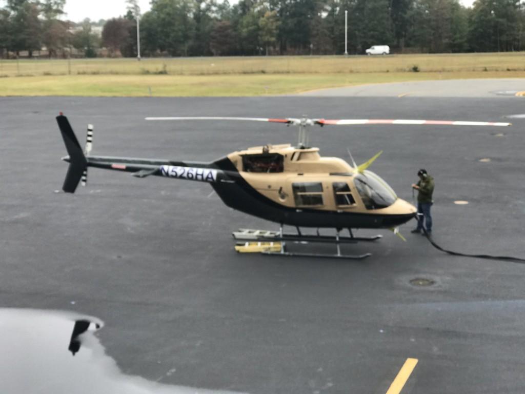 HeloAir Bell 206 526HA Oct 2019